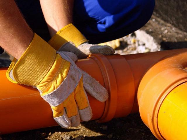 Трубы ПВХ для монтажа наружной канализации