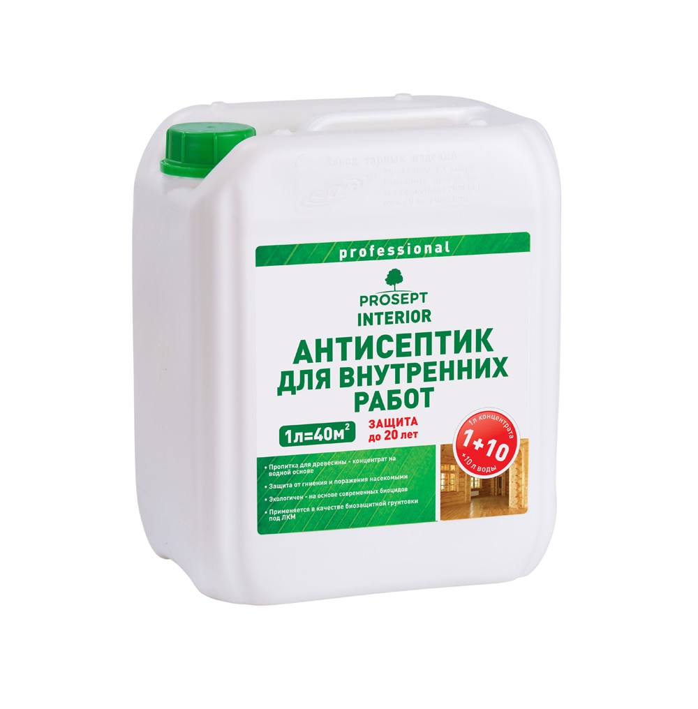 антисептик для древесины для внутренних работ