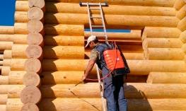 Защита и консервация древесины в деревянном домостроении