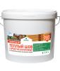 Тёплый шов. Герметик акриловый для деревянных домов, конструкций и изделий цвет белый 15 кг